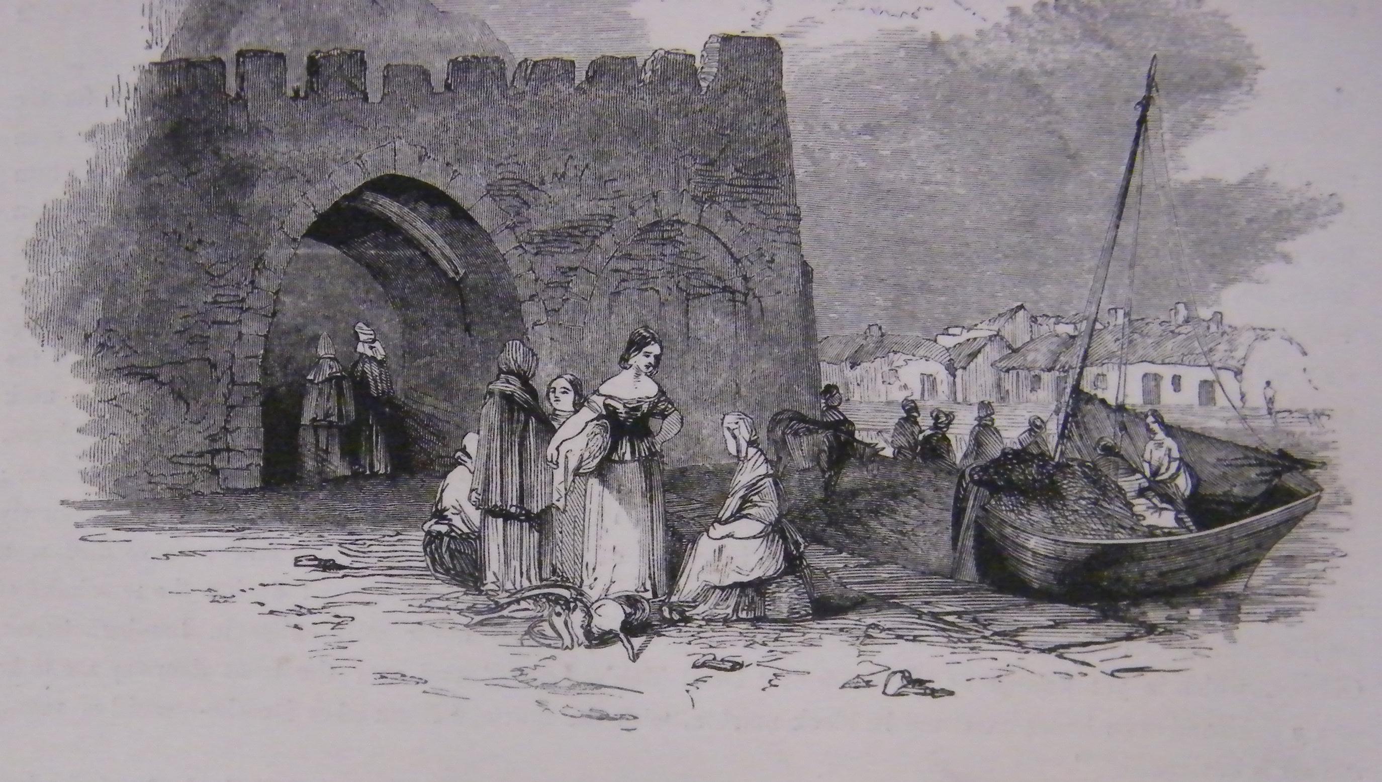 1843: Hall's Claddagh | Perceptions of Galway & the Claddagh