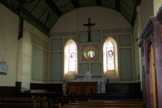 Interior of Mayo Abbey Church | D Joyce, Author, Personal Photo