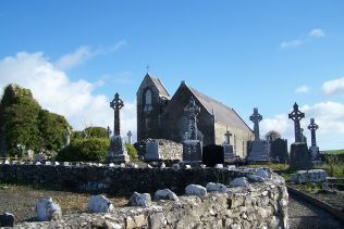 Mayo Abbey Church   D Joyce, Author, Personal Photo