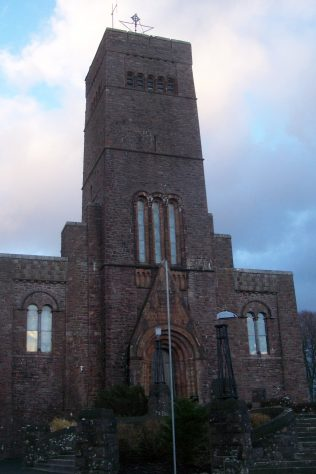 St. Patrick's Church, Newport | D Joyce, Author, Personal Photo