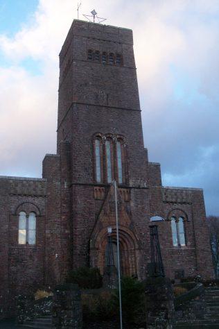 St. Patrick's Church, Newport | D Joyce, Author, Personal Photo