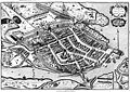 Old Galway Map published for Hardiman's History of Galway | commons wikipedia