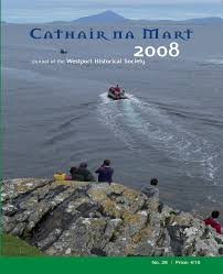 Cathair na Mart Journal. | Author's Personal Photo