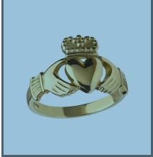 A Claddagh Ring