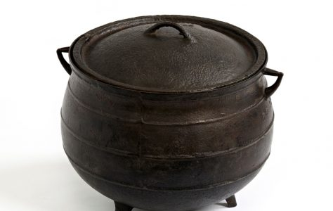 The 19th Century Cooking Pot