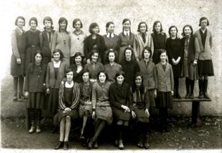 Secondary Top Pupils in the 1920s. | Anne Connaire (nee Hanley).