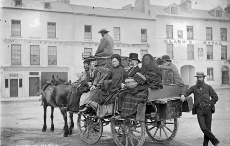 1865: Hospitality Industry in Galway