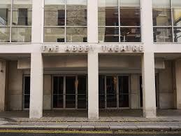 Facade Abbey Theatre, Dublin. | commons.wikimedia.org