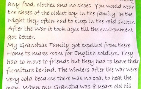Extracts from entries: Scoil Íde.