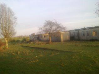 Ruin of Sanatorium Ballinrobe | Author's Personal Photo