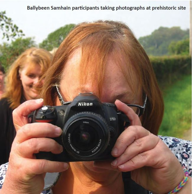 Photography with the Ballybeen Women's Group