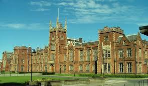University College, Belfast   commons.wikimedia.org