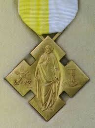 Benemerenti Medal | commons.wikimedia.org