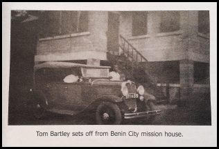Fr. Tom in Benin City | From the book