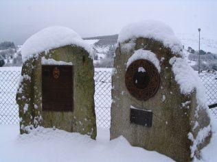 Billy Byrne's Memorials in Askanagap   Askanagap Community Development Association
