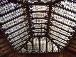 Bletchley Park main building stained glass window | commons.wikimedia.org