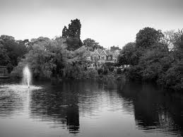 Bletchley Park Lake | commons.wikimedia.org