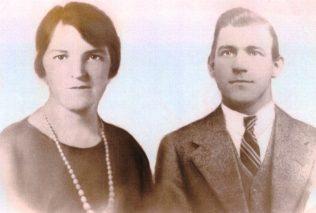 Bridget & Patrick Lynskey, c. 1920s. | Courtesy of Greg Quinn.