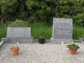 Bro. Conway's grave Ballinrobe. | Dympna Beckett Joyce, Personal collection