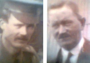 Brothers Robert & Patrick Joseph Kennedy of Athenry. | Courtesy of Mark Kennedy.