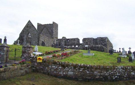 Richard Burke and the 'irregular' foundation of Burrishoole friary, Co. Mayo