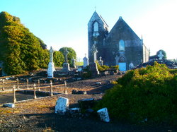 Mayo Abbey Old Church - The Famine Church | Author, personal photograph