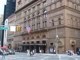 Carnegie Hall | commons.wikimedia.org