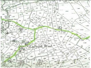 Carrick West | OSI Map