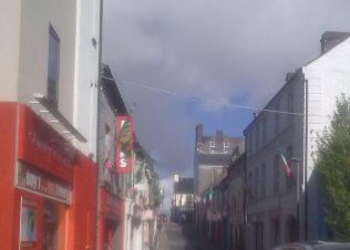 Castle St. Castlebar | Author's Personal Photo