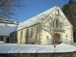 Church of Our Lady Askanagap - Built 1820   Askanagap Community Development Association