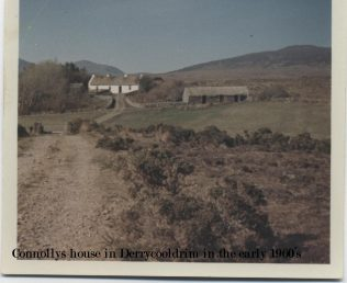 Connolly House in Derrycooldrim | Mary Jo Kearns