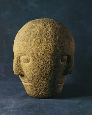 Object No.19 Corleck head, first or second century AD | National Museum of Ireland - Archaeology