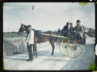 The Archives of the Planet: Colour photographs of Ireland from 1913