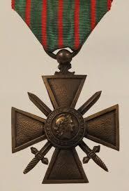 Croix de Guerre Medal | commons.wikimedia.org