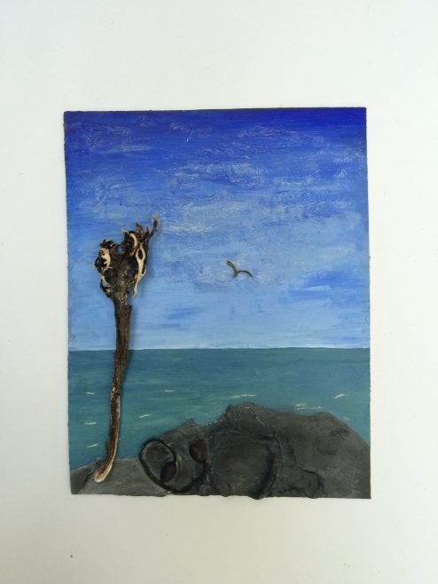 The artwork by Niamh McDermott chosen to represent the exhibition