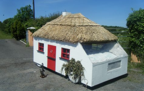 The Thatched Toyota