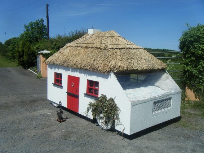 The Thatched Toyota! | © Author