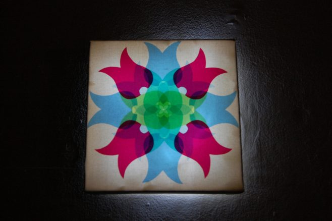 Arrangement with plastic | Marlene Dahl