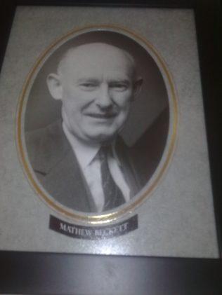 M.J.Beckett, Chairman, U.D.C. Westport. | Westport U.D.C. (Copy by N.B.C.)