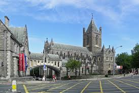 Christ Church Dublin. | commons.wikimedia.org