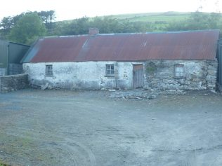 Farmhouse 1700-1800's - derelict   Askanagap Community Development Association