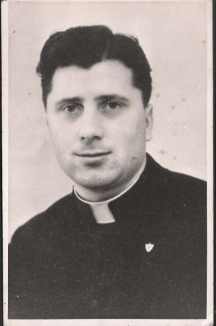 Fr. Jack Sheppard as a young man | Barry Sheppard (personal collection)