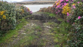 The road to Ferry on the Ballycroy side | Fintan Masterson