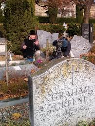 Filming at graveside for Documentary Dangerous Edge. | commons.wikimedia.org