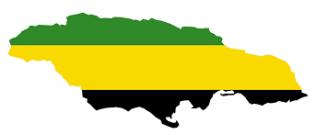 Jamicia Map / Flag | commons.wikimedia.org