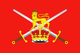 Flag of British Army | commons.wikimedia.org