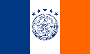 Flag of New York Mayors. | commons.wikimedia.org