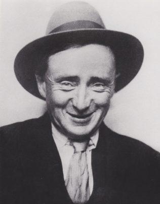 Pádraic Ó Conaire (1882-1928). | Courtesy of Tom Kenny.