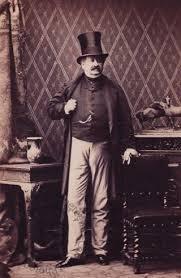 Carte de Viste Portrait | Camille Silvy 1862