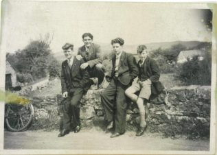 Carrowsallagh   Bridge 1940s | Moran Family
